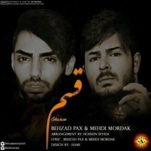 Behzad-Pax-Ft-Mehdi-Mordak-Ghasam-450x450