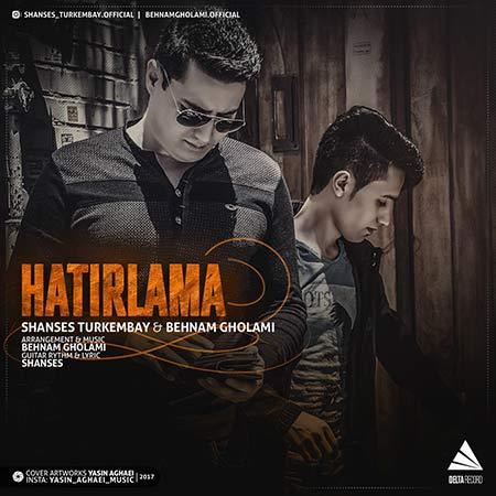 دانلود آهنگ جدید بهنام غلامی بنام هاتیرلاما